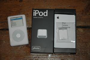 Foto dell'iPod Camera Connector