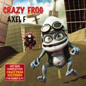 Crazy Frog, la suoneria del momento su iTunes Music Store
