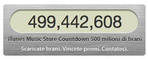 500 milioni di download… ci siamo quasi…