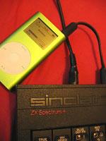 iPod… al servizio dello Spectrum