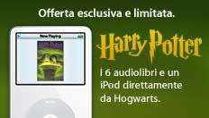 L'iPod di Harry Potter per maghi e babbani