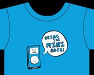 iPod mini T-shirt