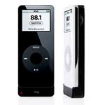 L'iTrip per iPod Nano