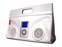 La Groove Bag per iPod
