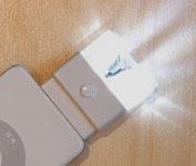 Blinkit per iPod, usare l'iPod per illuminare…