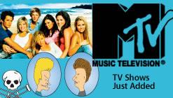 MTV su iTunes Music Store (solo USA)