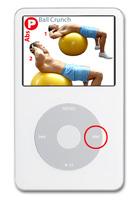 Faccio fitness con l'iPod