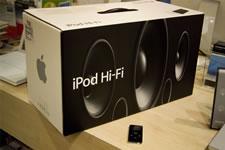 iPod Hi-Fi impressioni sul campo
