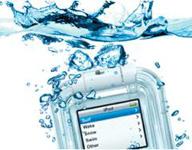 Con l'iPod anche in acqua