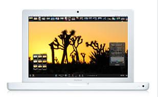 Nuovi iBook (opss… MacBook) con processore Intel da Apple