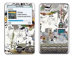 Le GelaSkin's per iPod