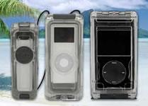 Conservare l'iPod al riparo da liquidi