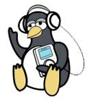 Metti un pinguino nell'iPod