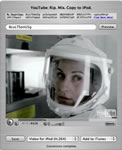 TubeSock – Trasferisci i video di Youtube.com sul tuo iPod