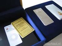 9999 iPod per il Re della Thailandia