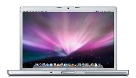 Aggiornata la fascia professionale dei portatili Apple