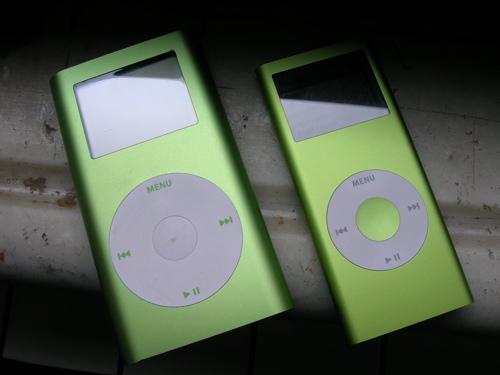 iPod foto della settimana