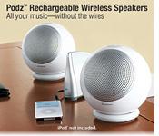 Podz Wireless Speaker – La potenza delle palle!