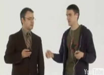 Spot Zune vs iPod