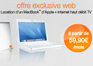 Orange – Internet e MacBook a noleggio!
