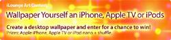 Ilounge Contest –  Crea il tuo iPod-Wallpaper