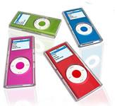 Titan Clear per iPod nano da GizMac