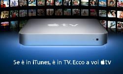 Apple TV è in arrivo