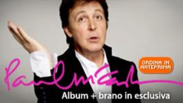 Musica su iTunes: Paul McCartney, Irene Grandi, Max Pezzali, Lauryn Hill