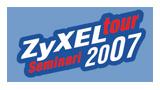Zyxel On Tour 2007 – Aggiornati e Vinci!