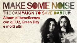 Make Some noise – Facciamo un pò di rumore per il Darfour