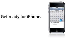 Siete pronti per l'iPhone