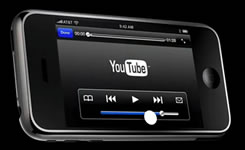 Youtube sull'iPhone