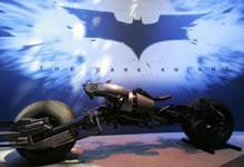 Presentata la nuova moto di Batman