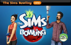 The Sims Bowling per iPod video