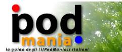 Nuova immagine per [i]PodMania.it