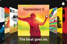 Nuovi iPod il 5 settembre