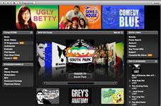 iTunes Video Store in Uk