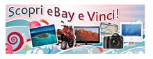 Concorso eBay.it – Tanti premi per i nuovi iscritti!