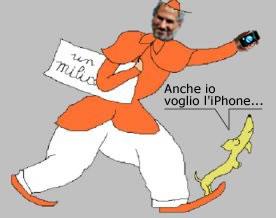 Venduti un milione di iPhone!