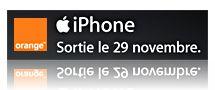 iPhone in vendita in Francia il 29 Novembre