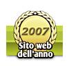 Concorso Sito Web dell'Anno – Ricchi premi per i votanti!