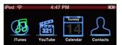 Temi per iPod Touch – Personalizzare l'intera interfaccia