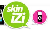 Skin iZi pellicole protettive per iPod