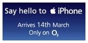 Ufficiale – Lancio di iPhone in Irlanda il 14 Marzo