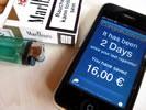 Smetti di fumare con l'iPhone