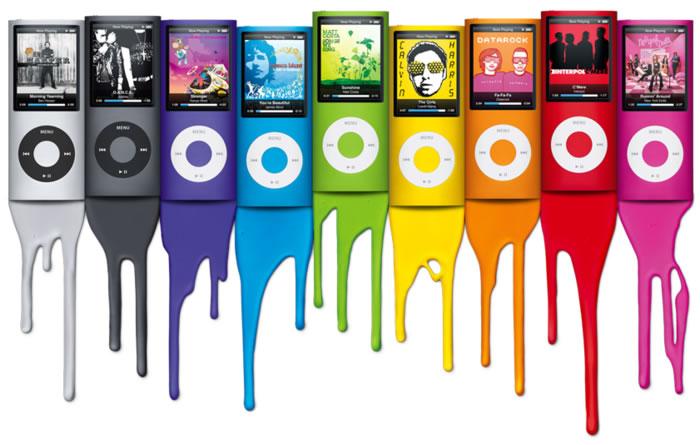 iPod nano 4G tutte le nuove caratteristiche