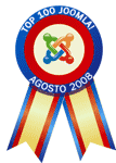 iPodMania.it vince la Top100 dei siti Joomla.it !!