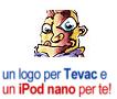 Tevac ha bisogno di un nuovo logo – Disegna e vinci un iPod Nano!
