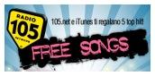 Radio105 ti regala cinque brani iTunes!