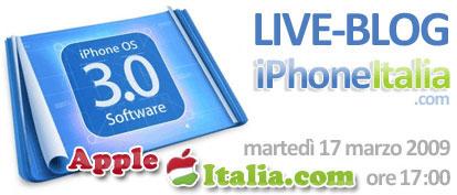 Presentazione del nuovo System per iPhone Live